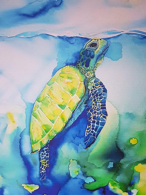 Custom Limited Edition Mindil Beach Canvas Print