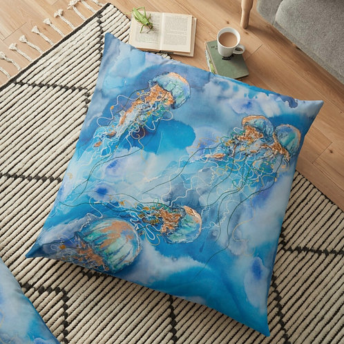 Ningaloo Throw Cushion