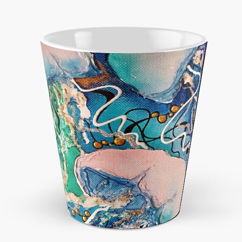 Ghost Jellyfish Tall Mug