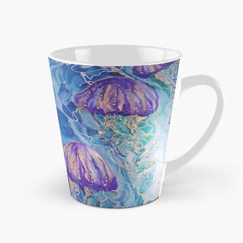 Lilac Bloom Tall Mug
