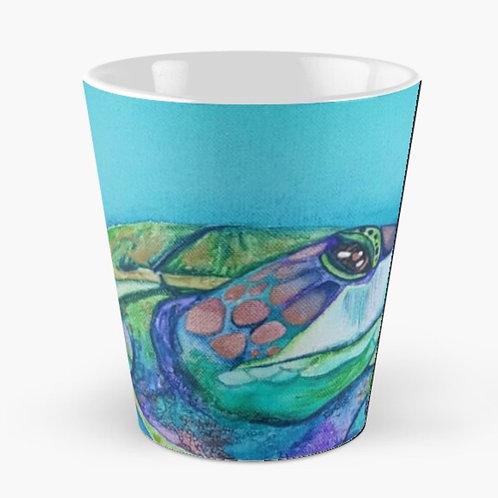 Jade Turtles Tall Mug