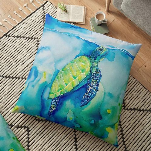 Mindil Beach Throw Cushion