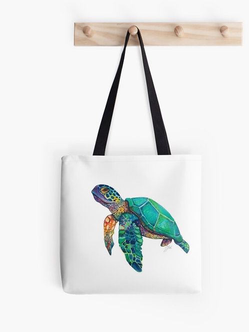 Eyre Collection - Cactus Beach Graphic Tote
