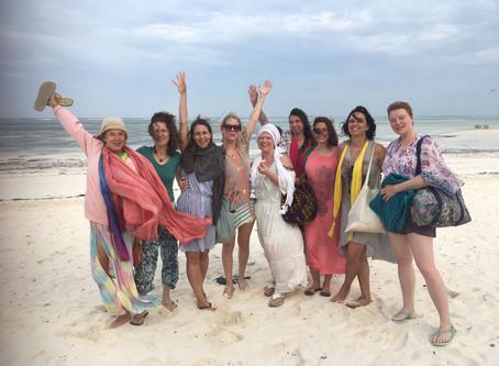 Dolphin Healing Retreat Sansibar- We are one!