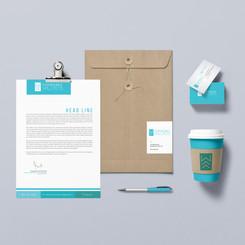 Branding for distribution company