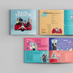 Program design for comedy theather play