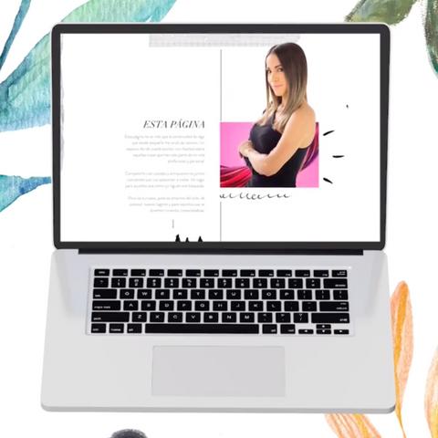 Karina Larrauri's web design