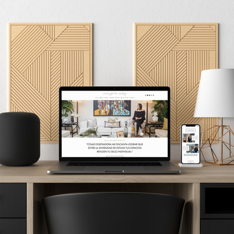 Web Design for Architect