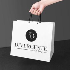 Clothing store logo