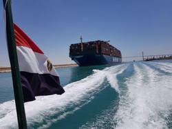 Shipping agency & Suez Canal Transit