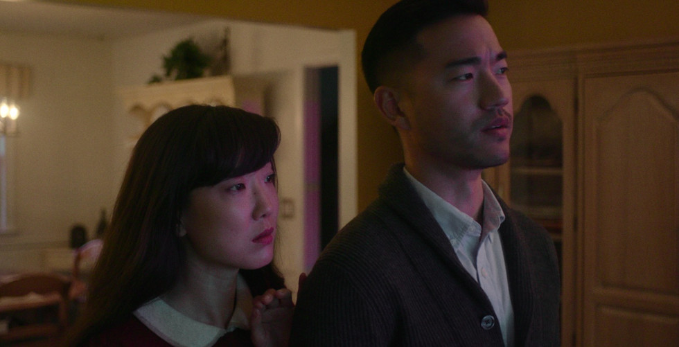 Jennifer Kim and Daniel K. Isaac