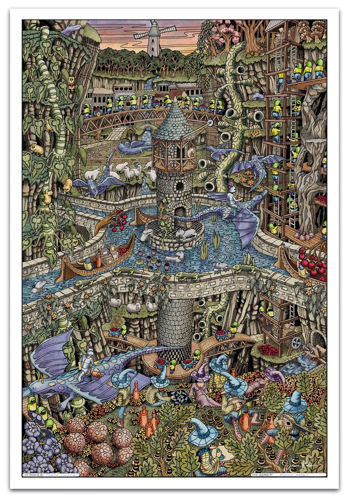 Tower Mine