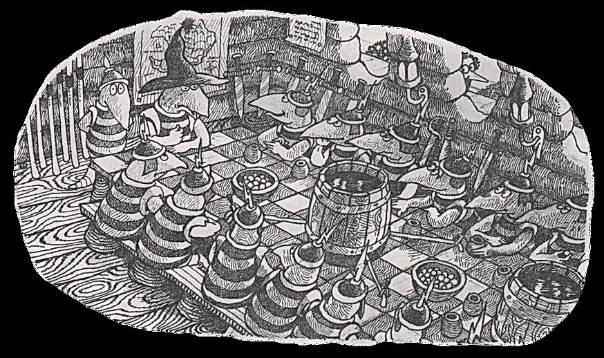 Donna's Demo's Wildergorn