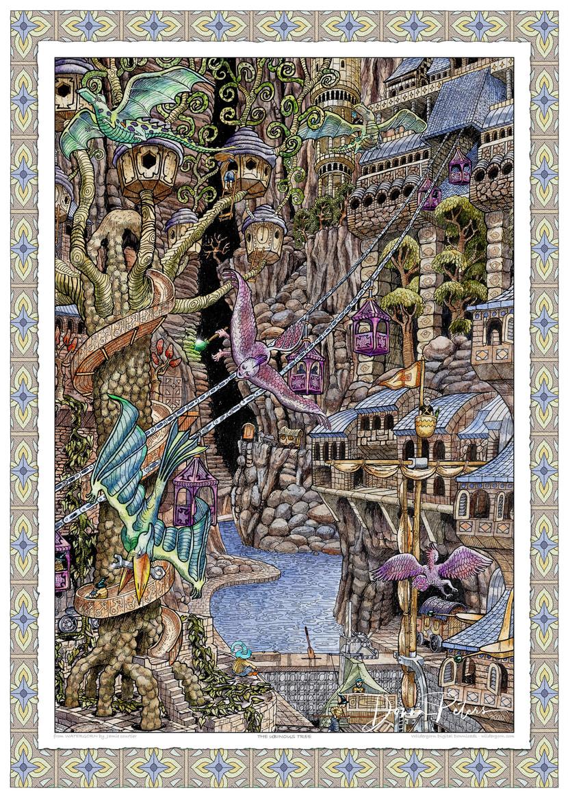 The Ubinous Tree