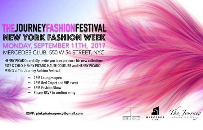 Fashion Week in NYC