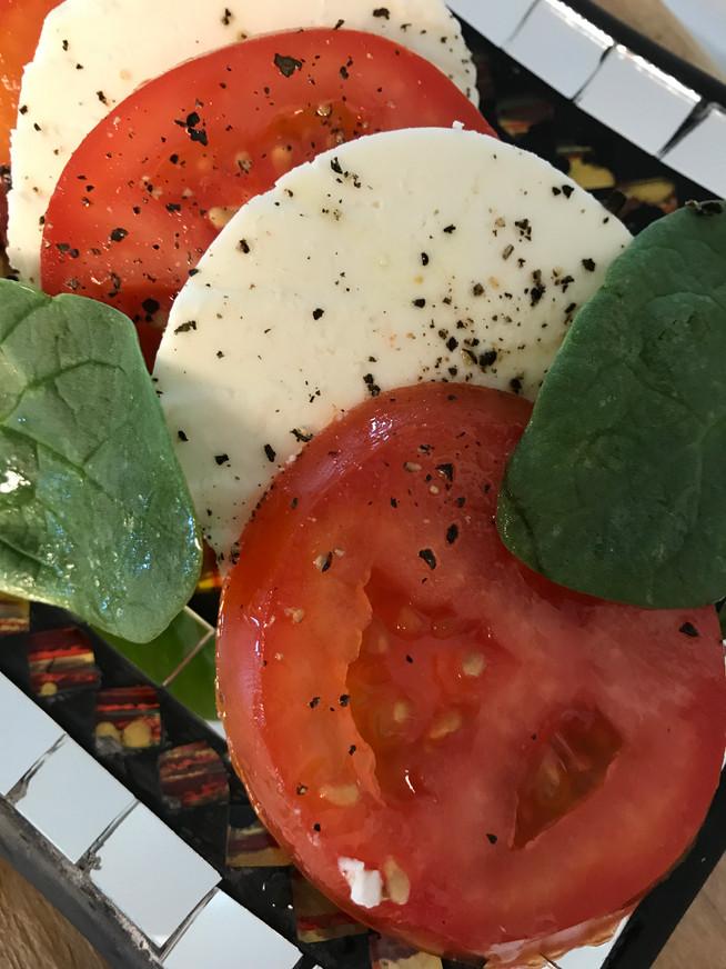 Caprese Salad Deluxe