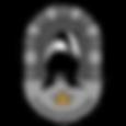 Kuninkaansaari badger logo