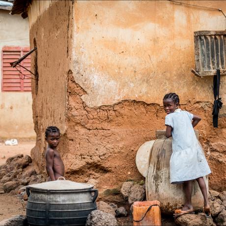 Afrika, Benin