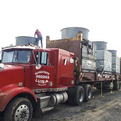 Panamá-Honduras/ planta eléctrica