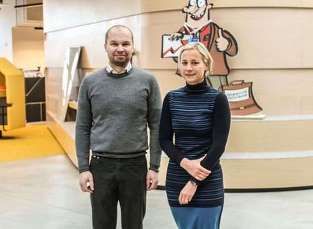 """KUULA JÄRGI """"Tööstusuudised eetris"""""""