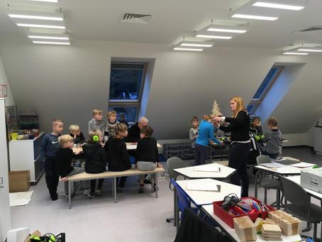 Jõulud ja LTT-huviring Neeme koolis