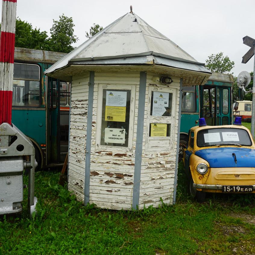 Vanatehnika Varjupaik