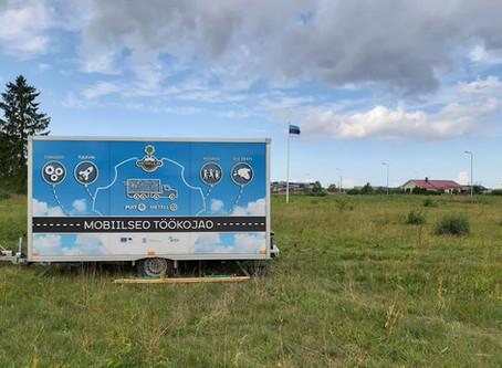 Eesti pidupäeval sõidame külla Järveküla ja Liivamäe noortele