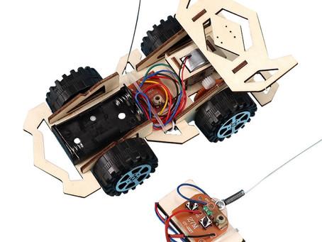 Tehnoloogiatund 21 - RC puldiauto