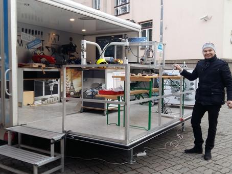 Merkuuri tiim liitus Eesti Masinatööstuse Liiduga