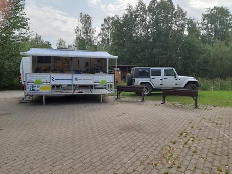 Mobiilne töökoda Raplamaa Ühislaagris