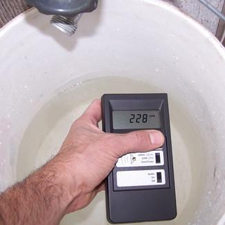 Radioactive water