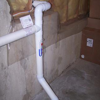 Internal plumbing - multi point