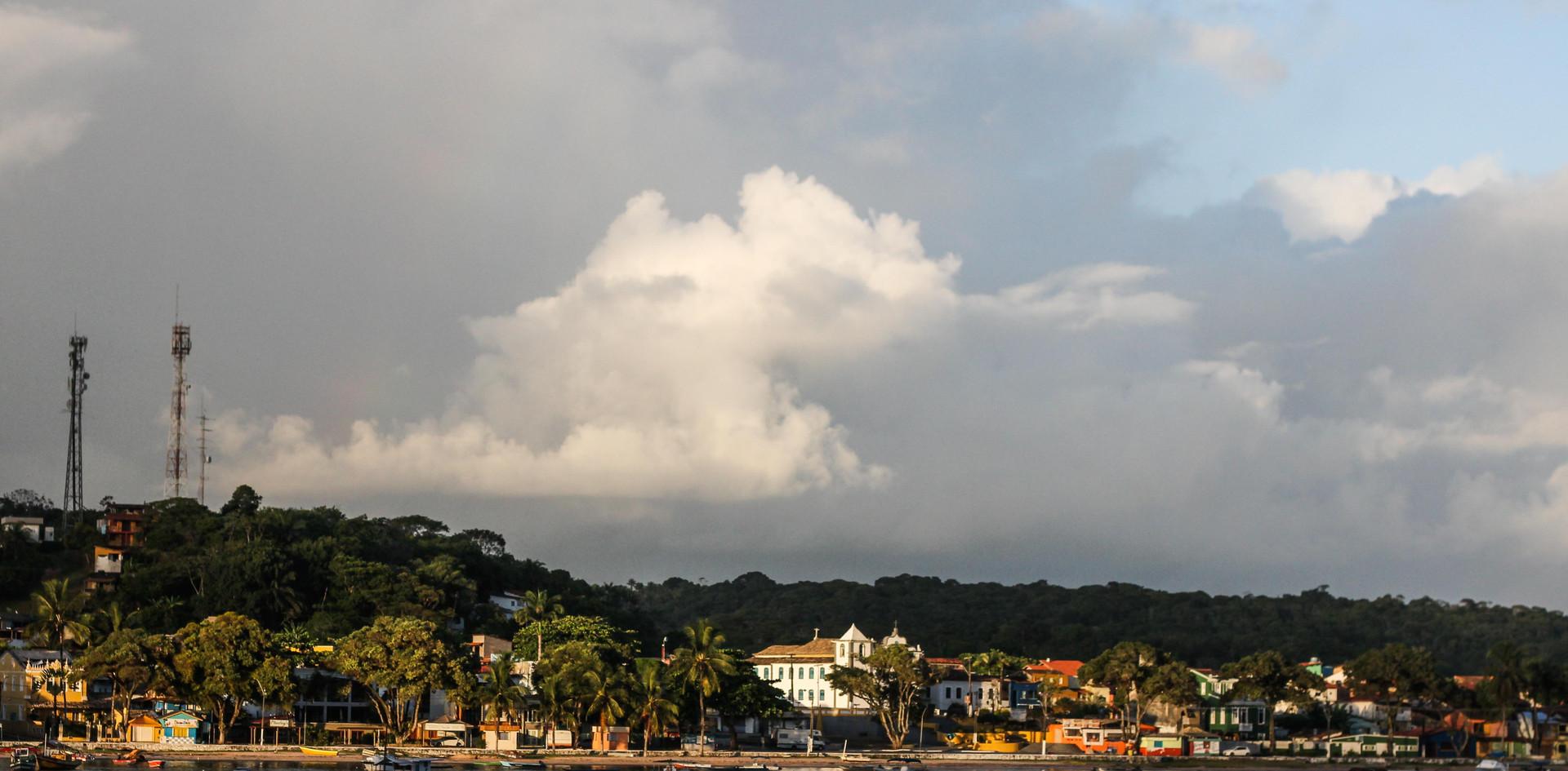 Orla de Itacaré - Praia da Coroinha