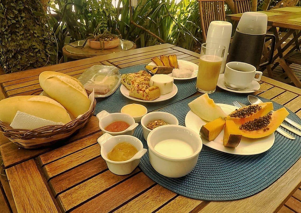 Café servido na sua mesa