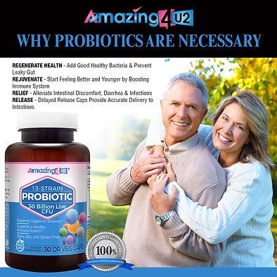 Why Probiotics?