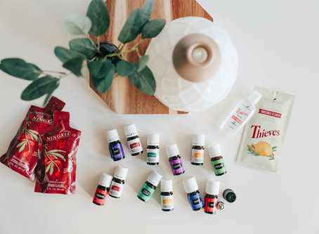 Attend our FREE Essential Oils Class!