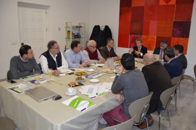 La segunda parte del Desayuno sobre Reciclaje que tuvo lugar el pasado jueves 21 de noviembre