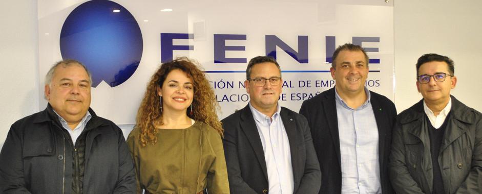 Miguel Ángel Gómez, ASPRINELPA, elegido nuevo presidente de FENIE