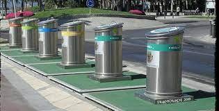 20 Millones de euros invertidos en la Red de Recogida Neumática de Residuos en la ciudad de Córdoba.