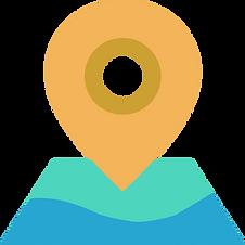 Señal en mapa