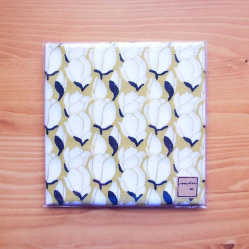 パターンてぬぐい 木蓮/Magnolia