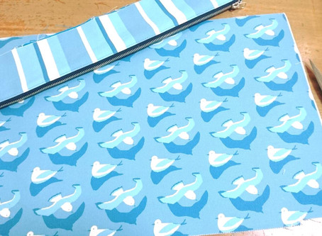 ゆるびあさんとバッグ制作プロジェクト!Canvas Bag Project!