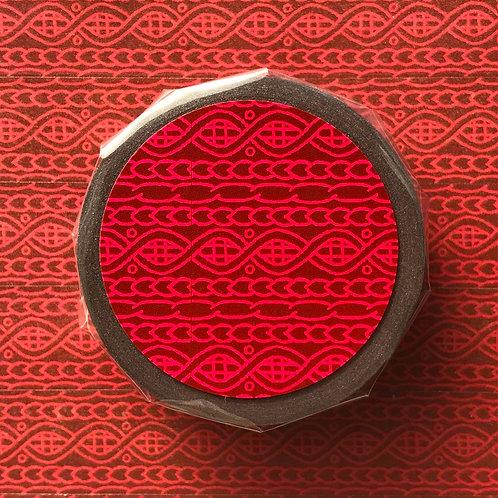 パターンマスキングテープ ニット/knit