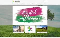 FEG Riehen - Website