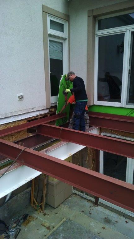 Structural Deck