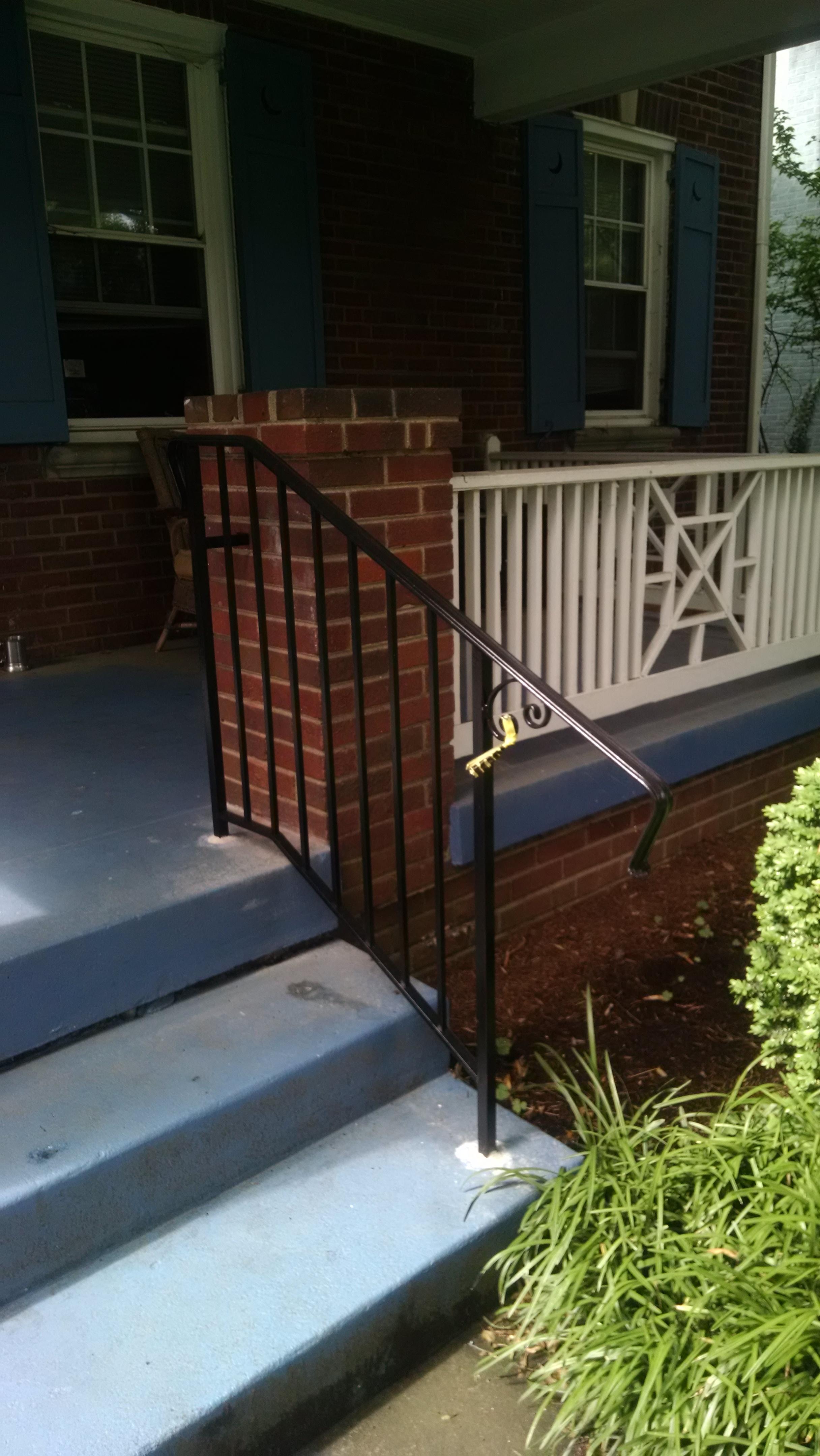 Specialty Handrail