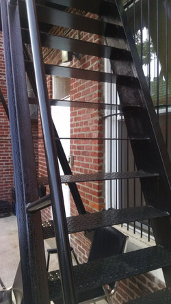 Structural Deck- Stairs