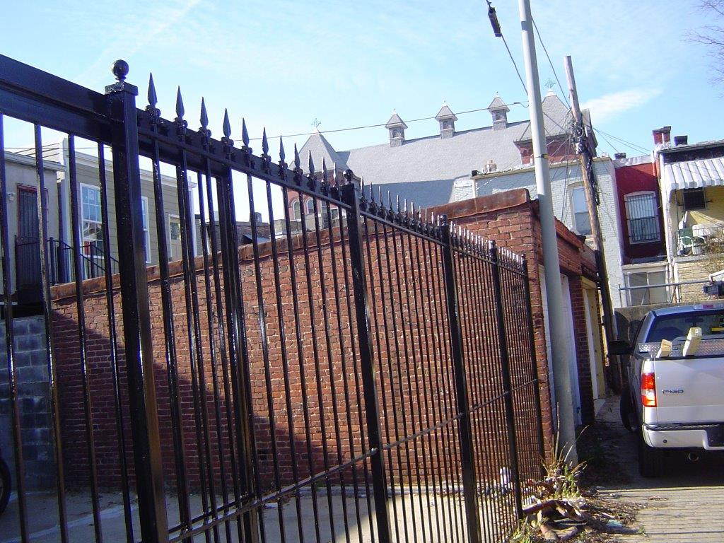 Gate -slide gate repair