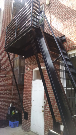 Structural Porch
