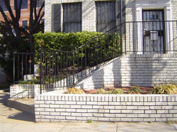 Porch & stair rail